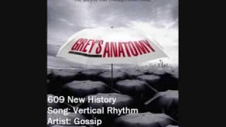 Gossip - Vertical Rhythm