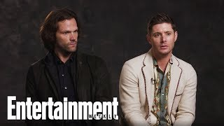 Сверхъестественное, 'Supernatural's Jensen Ackles & Jared Padalecki On The Show's Final Season | Entertainment Weekly