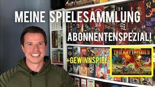 Meine Spielesammlung! - Abonnentenspezial - TI4 Gewinnspiel! :) - Brettspiele