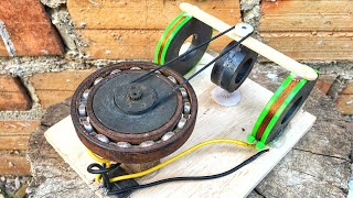 Science Technology Free Energy Generator Teaching Experiment Tool Electric