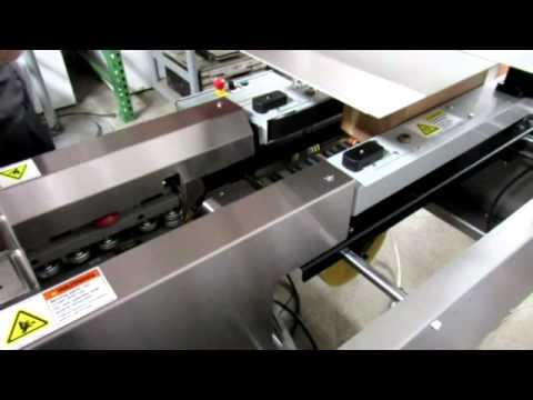 EZ Pack Semi Auto Case Erector Bottom Taper