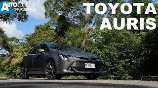 TOYOTA AURIS 挑戰 MAZDA 3 羅哥跟阿德竟然都選它! 【Auto Online 汽車線上 試駕影片】