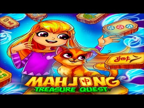Mahjong Treasure Quest - By VIZOR INTERACTIVE - Puzzle - Google Play