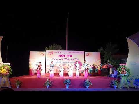 Múa: Tiếng gáo dừa - Phổ thông DTNT Hà Tiên