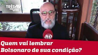 Josias de Souza: Coragem de generais como Rêgo Barros só ocorre depois da demissão