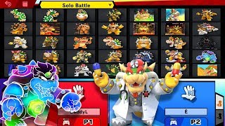 What if Every Character Was A Different BOWSER in Smash Ultimate?! Who Would Win?!