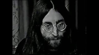 JOHN LENNON 1969 PEACE INTERVIEWS - RARE !