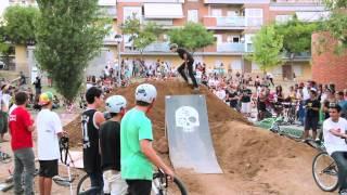 preview picture of video 'La Gettha Sant Celoni 2011'