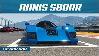 $2.6 Million Annis S80RR in GTA Online (Customization & Gameplay)