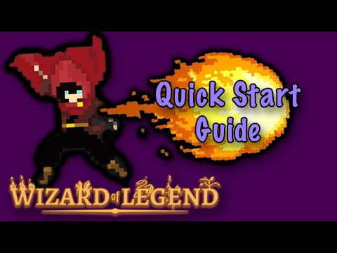 Wizard of Legend Quick Start Guide