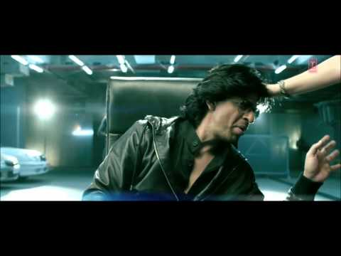 Shahrukh Khan Don 2 Mujhko Pehchaanlo Video - Own sound track Indian West rock fusion style