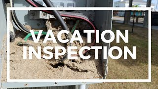Galveston Vacation Home Inspection