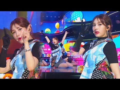 Jeon So Mi - BIRTHDAY [SBS Inkigayo Ep 1008]