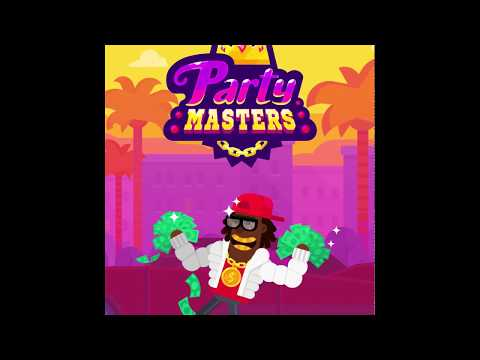 Partymasters - Fun Idle Game wideo