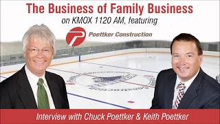 KMOX Family Business Interview  - Poettker Construction