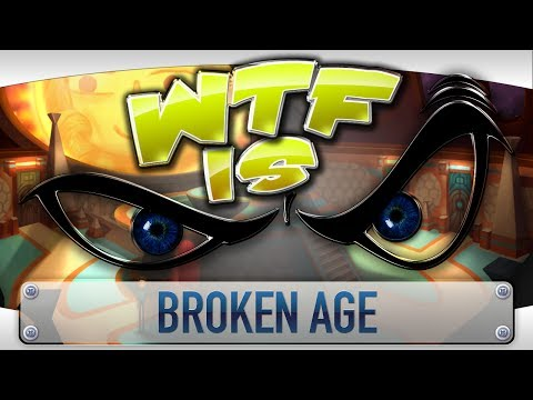 ► WTF Is... - Broken Age ? video thumbnail