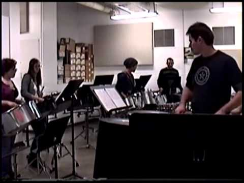 My Girl - arranged for steel pan by Daniel Lesieur