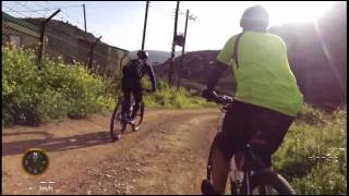 preview picture of video 'EXTREME BIKE CLUB KOFINOU Mountainbike'