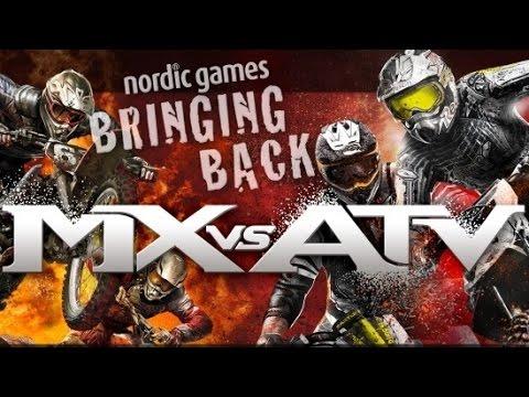 Видео № 0 из игры MX vs. ATV Supercross [X360]