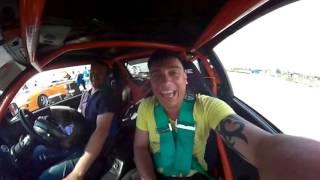 ★★★В гоночном автомобиле/part1/ drift car★★★