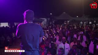 #Indundi TV|Fabelove Kuri Stage Mu Giteramo Ntuziyuja Concert
