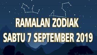 Ramalan Zodiak Sabtu 7 September 2019