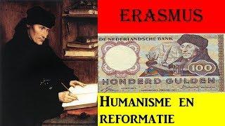B.16 Erasmus: Humanisme In De Tijd Van Luther