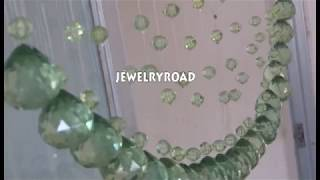 JEWELRYROAD-Crystal Curtains,crystal Beaded Curtains For Home Decoration