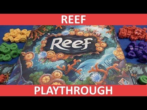 Reef - Playthrough - slickerdrips