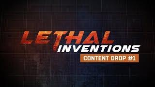 Trailer DLC Invenzioni Letali