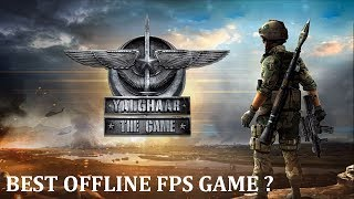 YALGHAAR  THE GAME ( Android / iOS ) GAMEPLAY