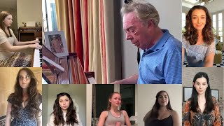 Think of Me Challenge by Andrew Lloyd Webber | COMPILATION