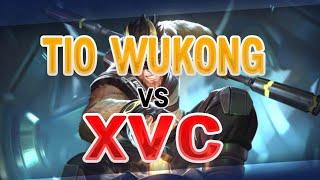 TioWukong Vs XVC - (Partidar Treino)- Arena Of Valor