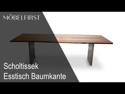 Designermöbel – Esstisch von Scholtissek | MÖBELFIRST präsentiert