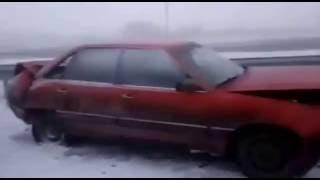 Авария Трасса Астана Кокшетау 2016