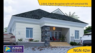 Update - 3 Bedroom Bungalow House for Sale in Amen Estate Phase2 Ibeju Lekki Lagos Nigeria