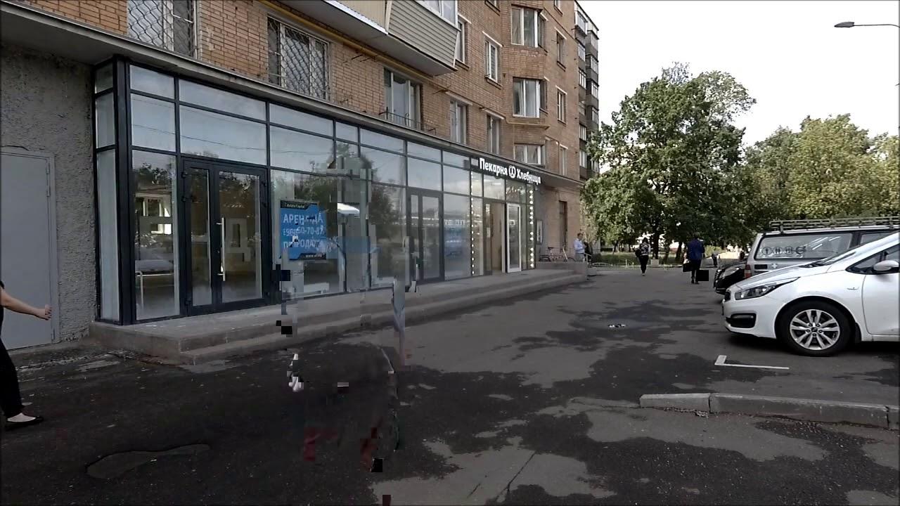 Видео трафика Бутырская ул. д.97