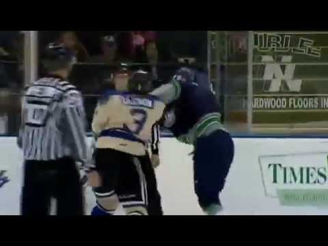 Turner Ottenbreit vs Ryan Gagnon