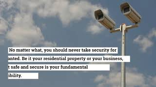 6 Ways to Keep Your Home Secure Through CCTV Camera Installations in Dubai