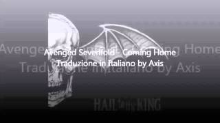 Avenged Sevenfold - Coming Home // Traduzione in Italiano by Axis