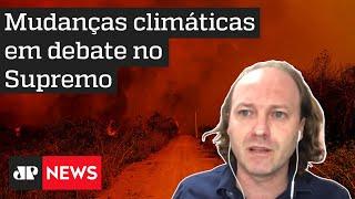 Fogo no Pantanal: Brasil não tem estrutura para enfrentar o tamanho do problema, avalia deputado