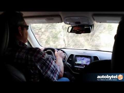 Jeep Cherokee Trailhawk Select-Speed Steep Terrain Test Hill Control System — ABTL Auto Extras