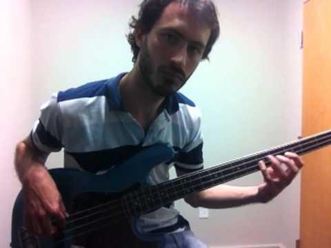 funk groove on C7