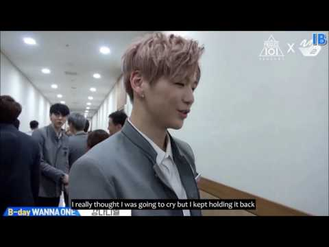 [ENG] [워너원 X M2] B-day WANNAONE Kang Daniel and his mom