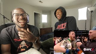 NEW Conor McGregor Funniest Moments and Trash Talk (Reaction)