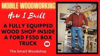 Ron Paulk's Mobile Wood Shop