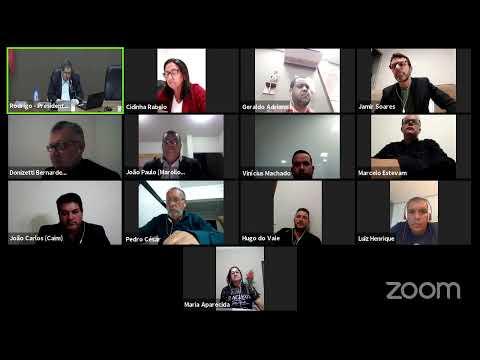 Reunião Ordinária (20/04/2020) - Câmara Municipal de Arcos