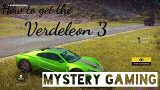 How to get the Verdeleon 3 in Just Cause 3