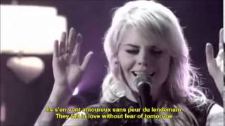 Learn French With Songs Coeur De Pirate Subtitles Lyrics Translation