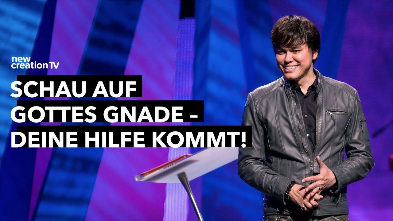 Schau auf Gottes Gnade – deine Hilfe kommt! I New Creation TV Deutsch
